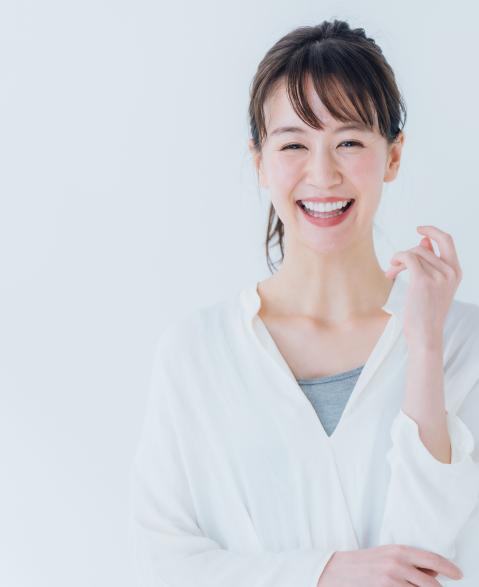 女性が笑っている写真2