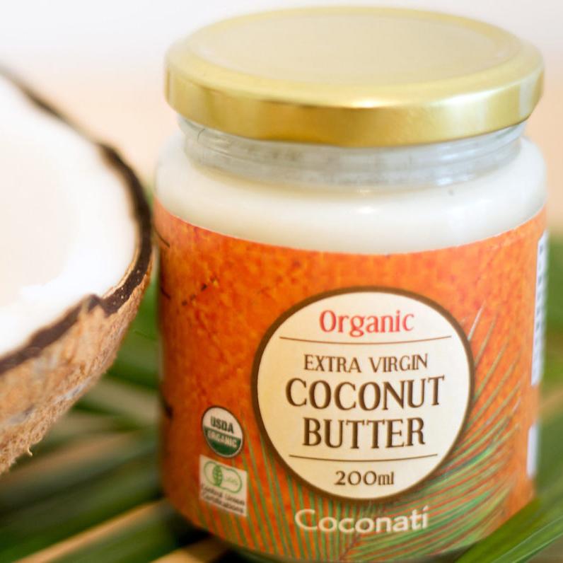 ココナッツバター  abios社製品 200mlの紹介画像1