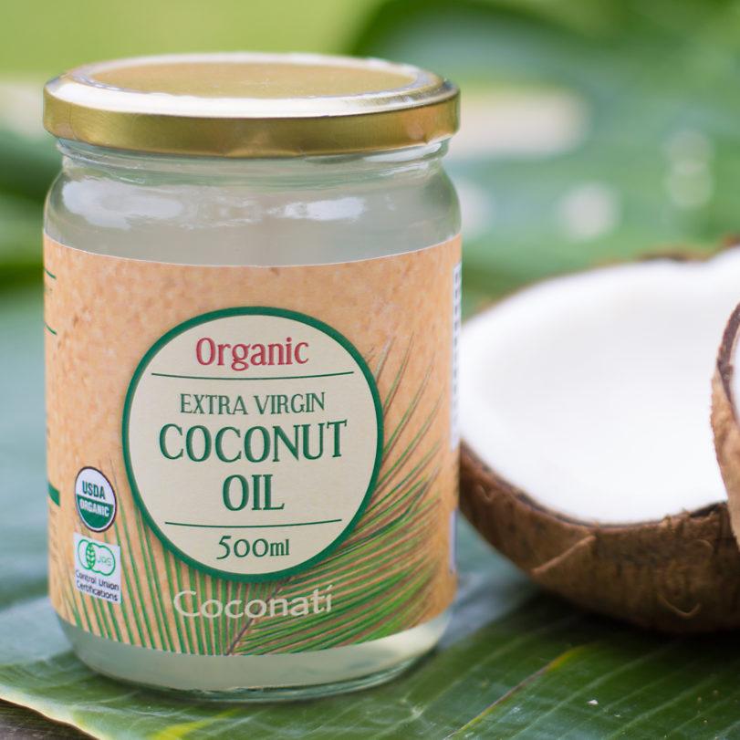 ココナッツオイルabios社製品 200mlの紹介画像1