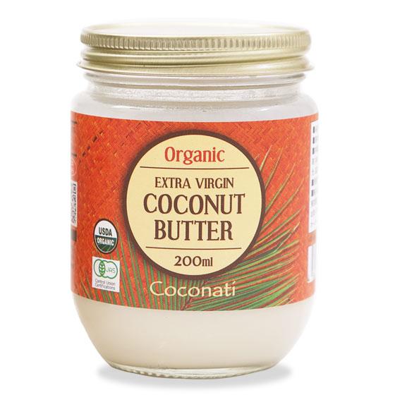 ココナッツバター  abios社製品 200mlの紹介画像0